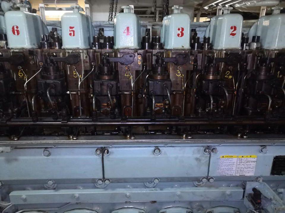overhaul เครื่องปั่นไฟฟ้า ขนาด 300 kva