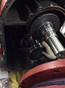 FiFi pump overhauling